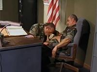 Schwulensex beim Militär