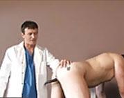 Herr Doktor liebt harten Analverkehr