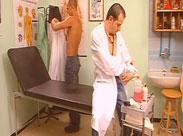 Anal vom Urologen gefickt
