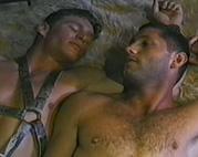 Schwule Vintage Orgie bei den Pharaonen