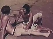 Vintage Schwulenporno aus den 50ern