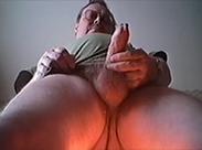 Schwuler Opa spritzt dich voll
