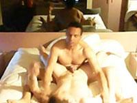 Schwuler Sex vorm Spiegel